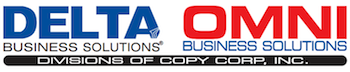 DELTA/OMNI Business Solutions, Inc. Logo